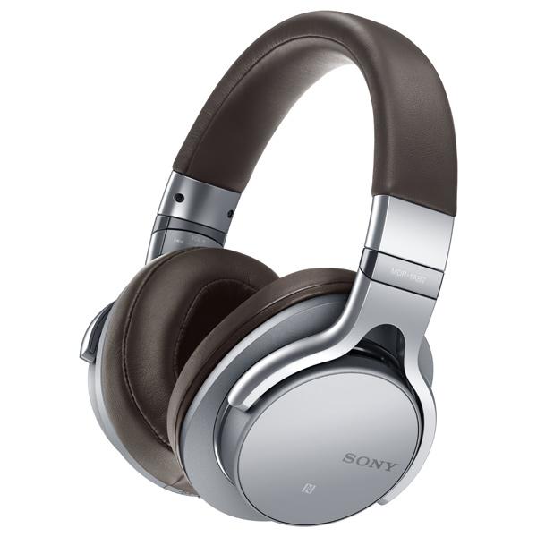 Наушники Bluetooth Sony MDR-1ABT/SM sony mdr 1abt bm