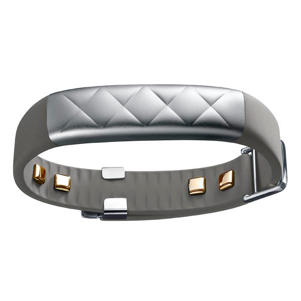 Jawbone, Smart браслет, UP3 Silver (JL04-0101ACA-EM)