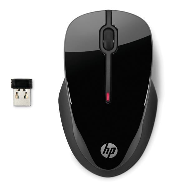Мышь беспроводная HP X3500 Black (H4K65AA) hp x3500 black мышь