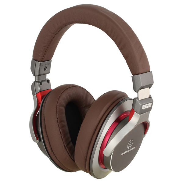Наушники полноразмерные Audio-Technica ATH-MSR7GM technica audio technica ath ar3bt портативная гарнитура bluetooth для беспроводной гарнитуры синий