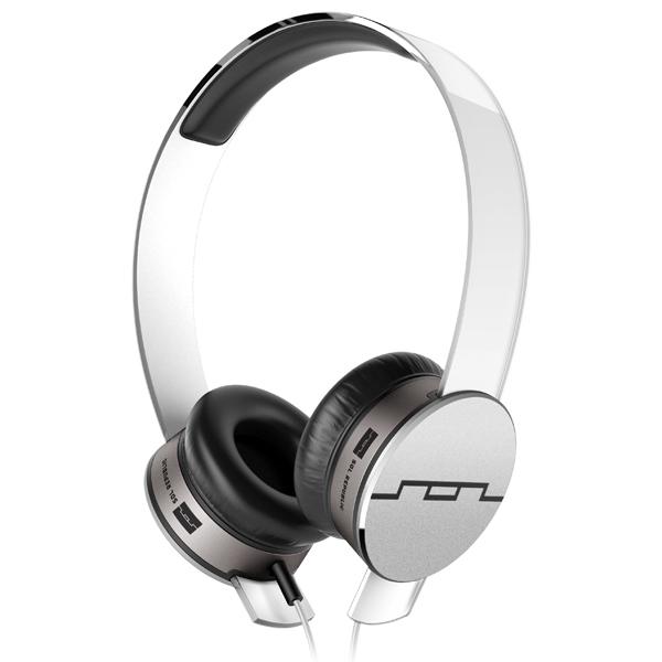 Наушники накладные Sol Republic Tracks HD White (1241-02) sol republic tracks v8 on ear headphones blue