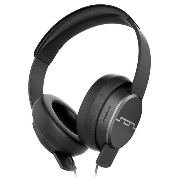 Наушники полноразмерные Sol Republic Master Tracks Gunmetal (1601-30) sol republic tracks v8 on ear headphones blue