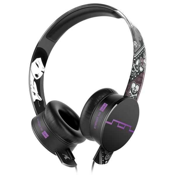 Наушники накладные Sol Republic Tracks HD TKDK (1298-01) sol republic tracks v8 on ear headphones blue