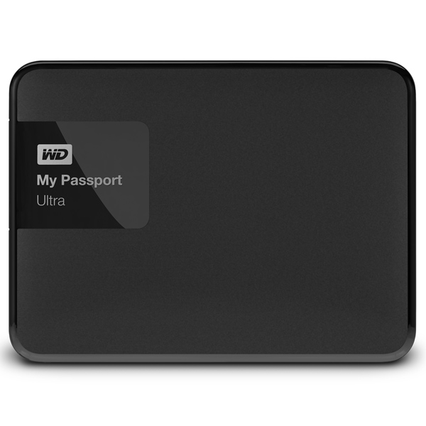 "Внешний жесткий диск 2.5"" WD My Passport Ultra 500GB (WDBBRL5000ABK-EEUE)"