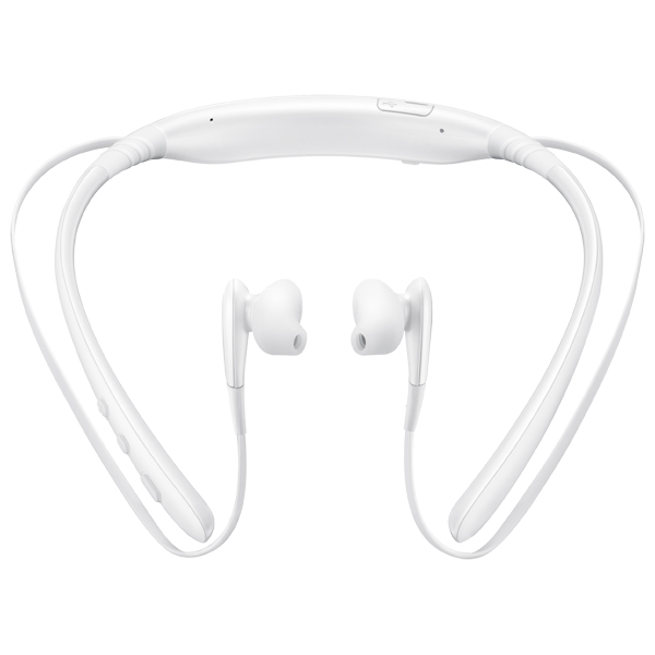 Наушники Bluetooth Samsung Level U White (EO-BG920BWEGRU) наушники samsung level u pro anc white eo bg935cwegru