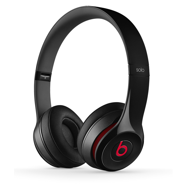 Наушники Beats Solo 2 Black