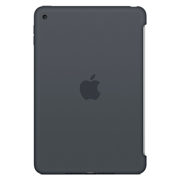 Apple, Кейс для ipad mini, iPad mini 4 Silicone Case Charcoal Gray