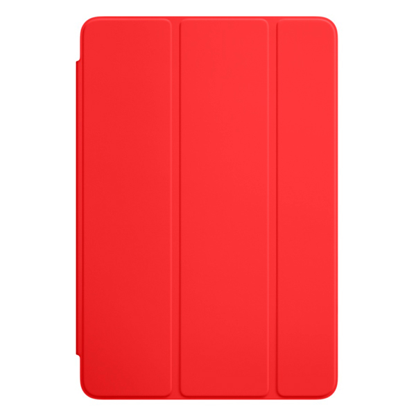 Apple, Кейс для ipad mini, iPad mini 4 Smart Cover Red