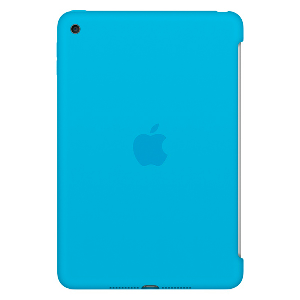 Кейс для iPad mini Apple iPad mini 4 Silicone Case Blue oregon scientific ws909 zen