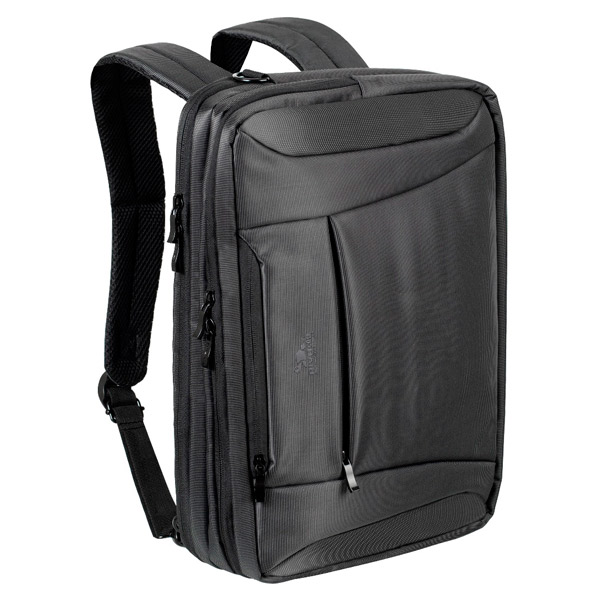Рюкзак для ноутбука RIVACASE 8290 Charcoal Black шлепанцы globe n void black charcoal