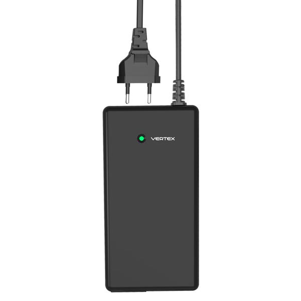 цена Сетевой адаптер для ноутбуков Vertex 65W Slim