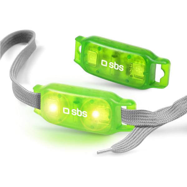 Smart гаджет SBS TTLIGHTLACES гаджет fobo white датчик локации
