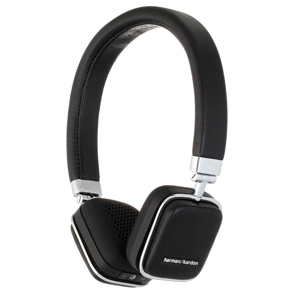 Наушники Bluetooth Harman/Kardon Soho BT Black (HKSOHOBTBLK)