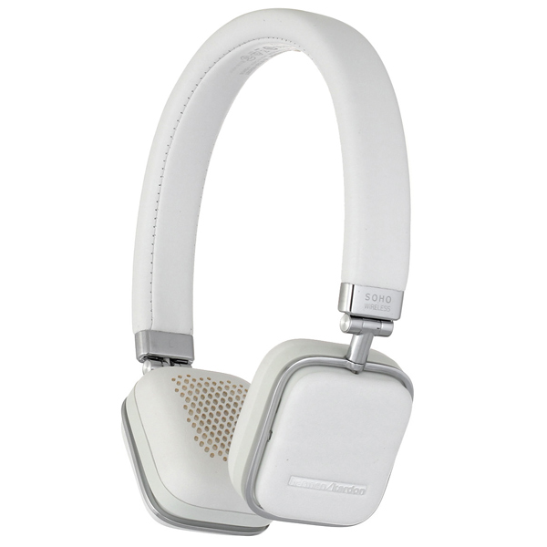 Наушники Bluetooth Harman/Kardon Soho BT White (HKSOHOBTWHT)
