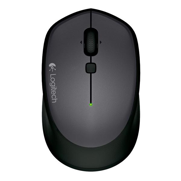Logitech, Мышь беспроводная, M335 Black (910-004438)
