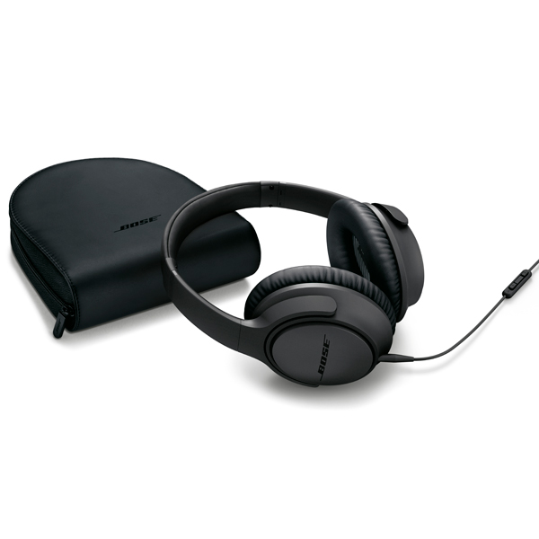 Наушники полноразмерные Bose SoundTrue Around-Ear II Charcoal Black to Android