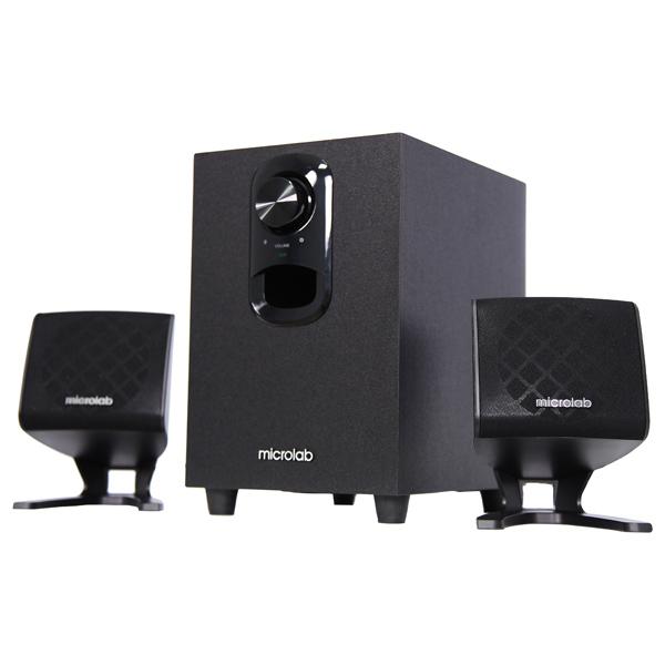 Колонки компьютерные 2.1 Microlab — M-108