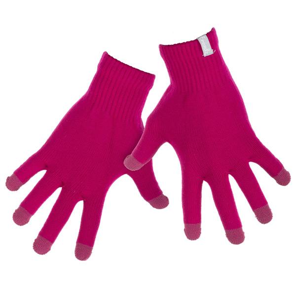 Перчатки для сенсорных экранов Trendz TZGPIMN розового цвета