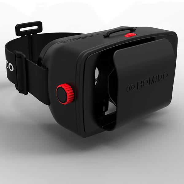 Очки виртуальной реальности homido v1 отзывы купить спарк комбо дешево в краснодар
