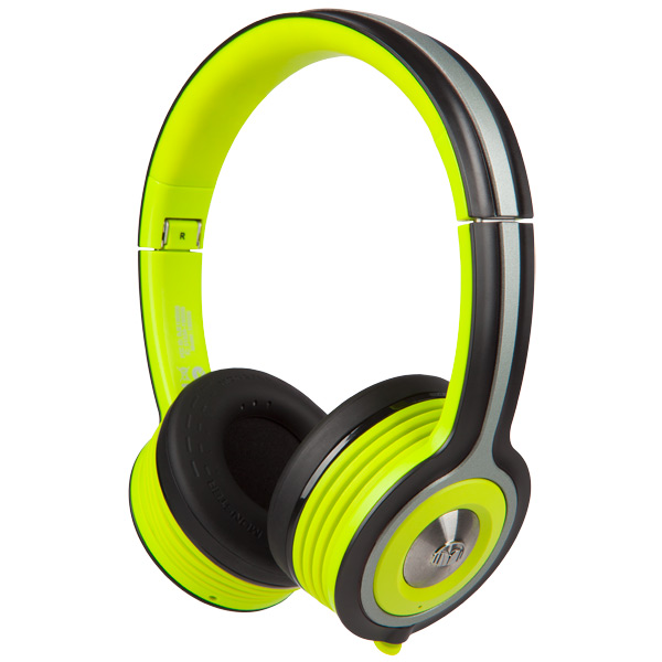 Спортивные наушники Bluetooth Monster iSport Freedom On-Ear Green (128939-00)