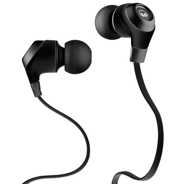 Наушники внутриканальные Monster — N-Lite In-Ear Black (128591-00)