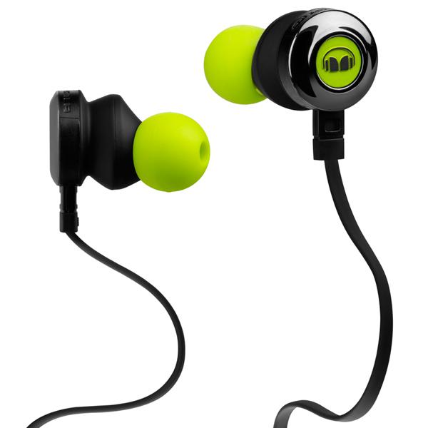 Наушники внутриканальные Monster — Clarity HD In-Ear Green (128667-00)
