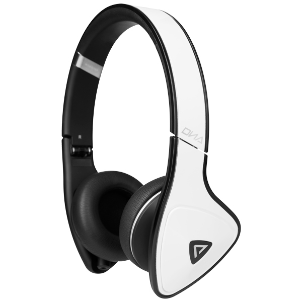 Наушники накладные Monster DNA On-Ear White Tuxedo (137007-00) 2 tuxedo