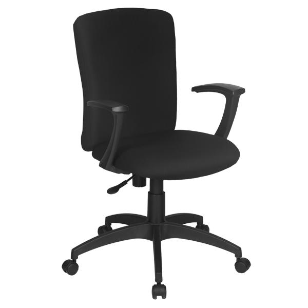 Кресло компьютерное Бюрократ CH-470AXSN/Black