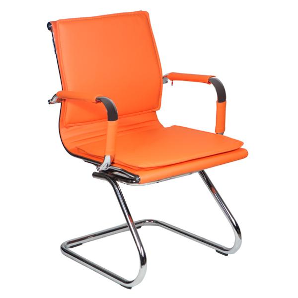 Кресло компьютерное Бюрократ CH-993-LOW-V/Orange