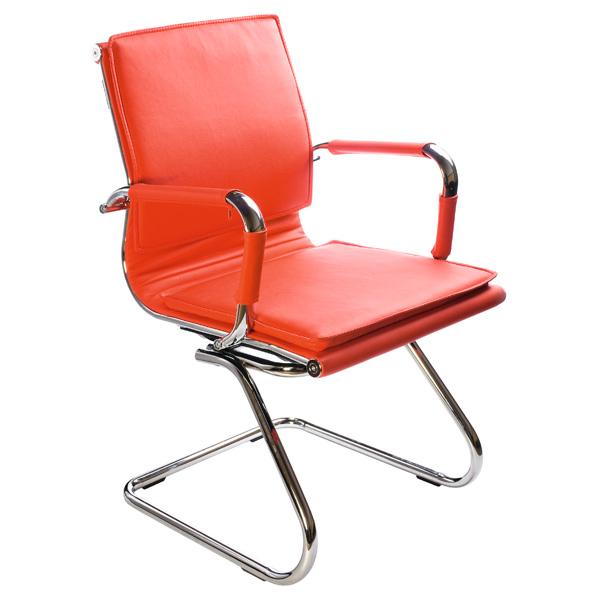 Кресло компьютерное Бюрократ CH-993-LOW-V/Red
