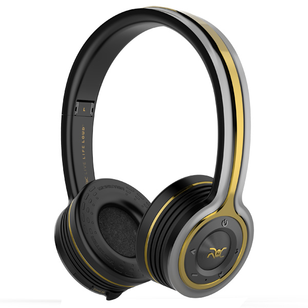 Наушники Bluetooth Monster — ROC Sport Freedom On-Ear (137046-00)