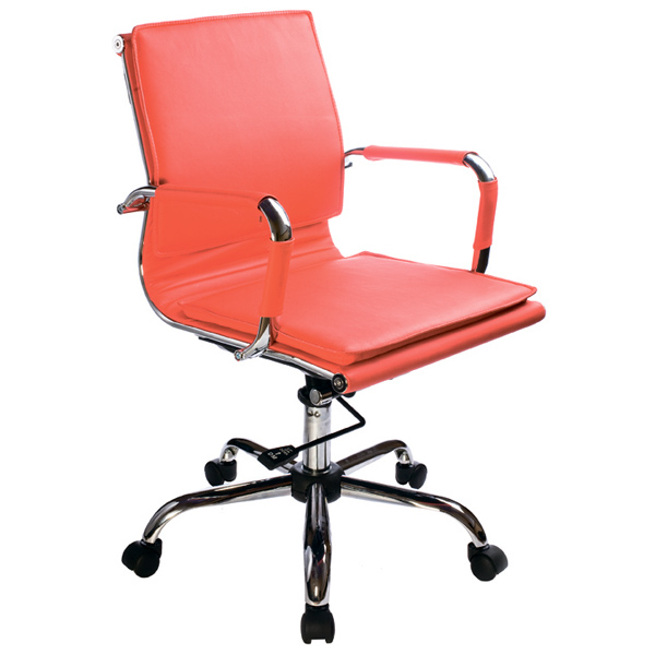 Кресло компьютерное Бюрократ CH-993-LOW/Red