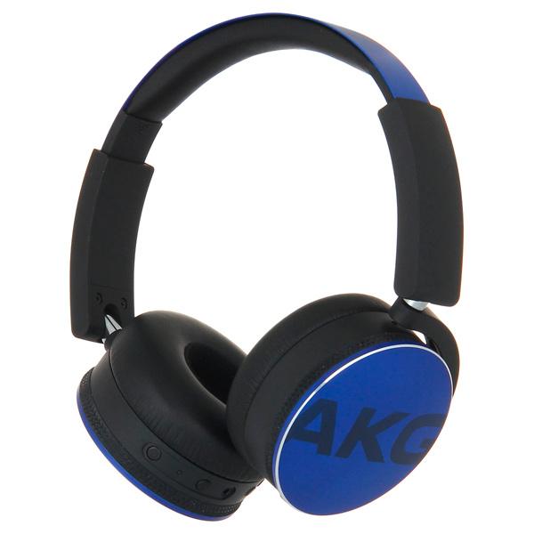 все цены на Наушники Bluetooth AKG Y50BT Blue (Y50BTBLU) онлайн