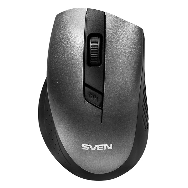 Мышь беспроводная Sven RX-325 Wireless Gray
