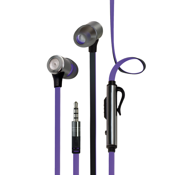 Наушники внутриканальные InterStep BWhite Purple (IS-HF-BWHITEVIL-000B203) interstep metal is hf bw35wtmet white