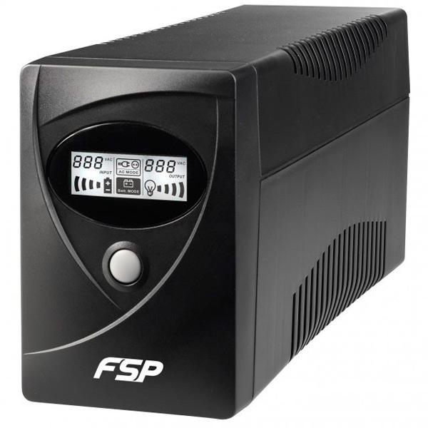 Блок бесперебойного питания FSP CRYSTAL-450 набор для объемного 3д рисования feizerg fsp 001 фиолетовый