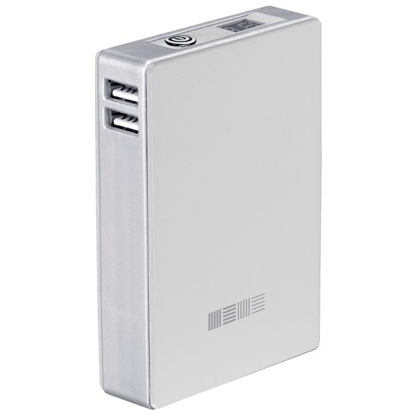 Внешний аккумулятор InterStep PB104002UW (IS-AK-PB10402UW-000B201) 10400 mAh кабель interstep usb – microusb is dc mcusbin1m 000b201 black