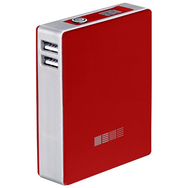 Внешний аккумулятор InterStep PB78002UR (IS-AK-PB78002UR-000B201) 7800 mAh внешний аккумулятор interstep pb15000qc4u is ak pb158qc4u 000b210 15000 mah