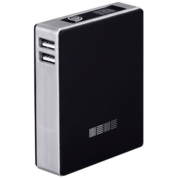 Внешний аккумулятор InterStep PB78002UB (IS-AK-PB78002UB-000B201) 7800 mAh кабель usb type c interstep usb 3 0 нейлон 2м is dc typcusnsg 200b210