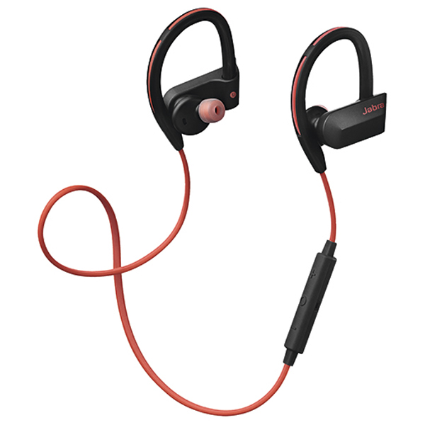 Спортивные наушники Bluetooth Jabra Sport Pace Red