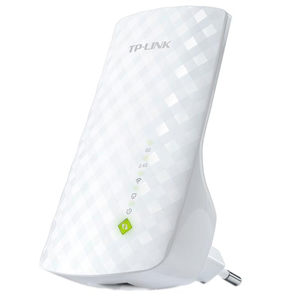 Ретранслятор Wi-Fi сигнала TP-Link RE200(EU) wi fi роутер tp link re200 re200