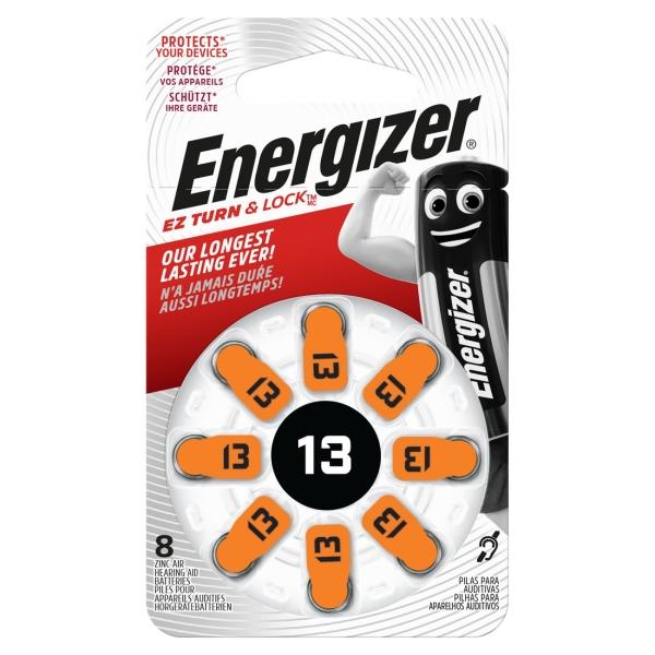 Батарея для слухового аппарата Energizer