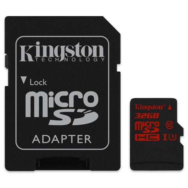 Карта памяти SDHC Micro Kingston SDCA3/32GB карта памяти sdhc micro kingston sdca3 32gb