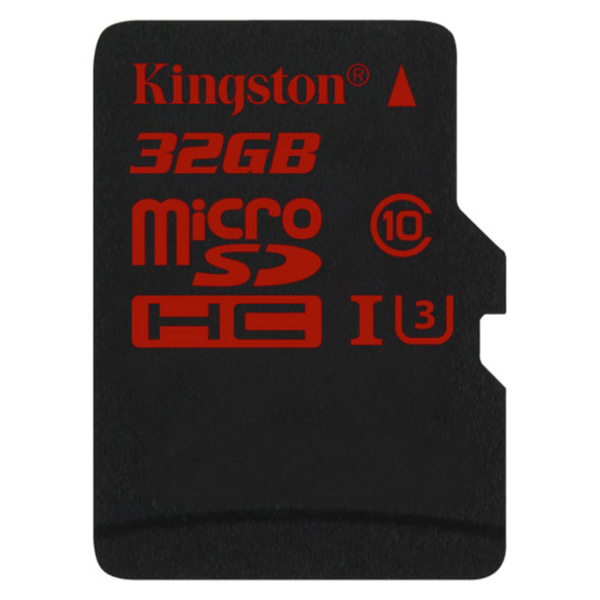 Карта памяти SDHC Micro Kingston SDCA3/32GBSP карта памяти sdhc micro kingston sdca3 128gb