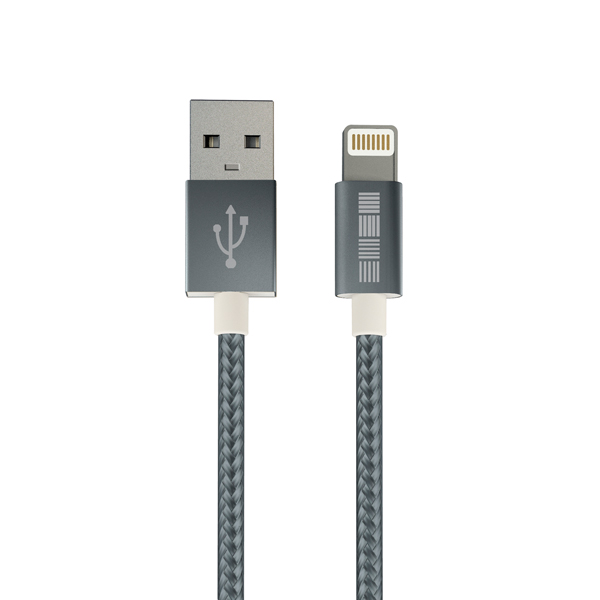 Кабель для iPod, iPhone, iPad InterStep IS-DC-IP5MFIMSG-000B201 кабель usb type c interstep usb 3 0 нейлон 2м is dc typcusnsg 200b210
