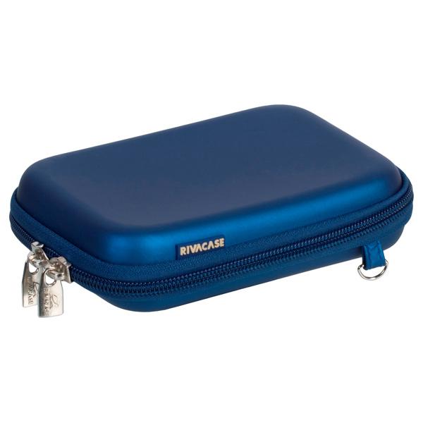 Кейс для портативного USB диска/внеш.HDD RIVACASE 9101 Light Blue