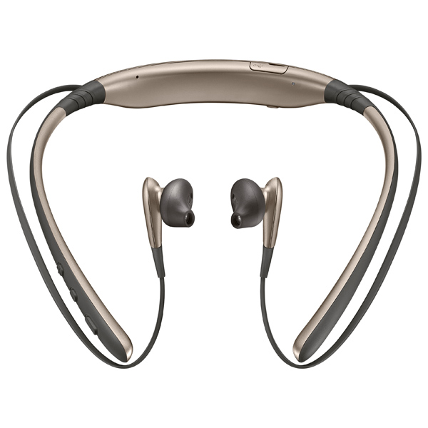 Наушники Bluetooth Samsung Level U Gold (EO-BG920BFEGRU)