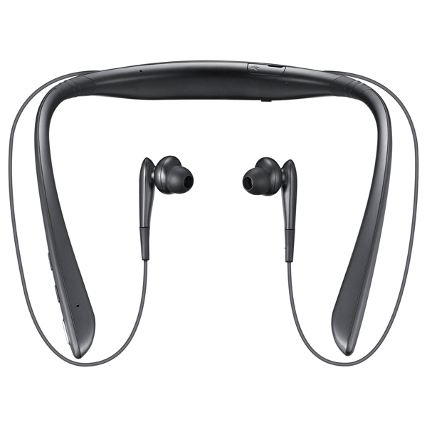 Наушники Bluetooth Samsung — Level U Pro Black (EO-BN920CBEGRU)