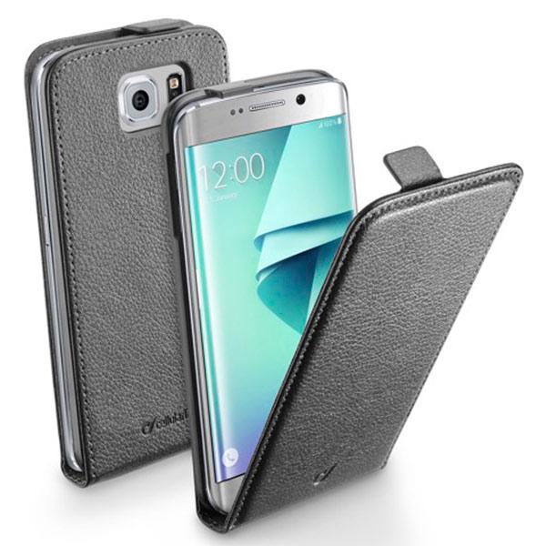 купить Чехол для сотового телефона Cellular Line для Samsung Galaxy S7 Edge (FLAPESSGALS7EK) онлайн
