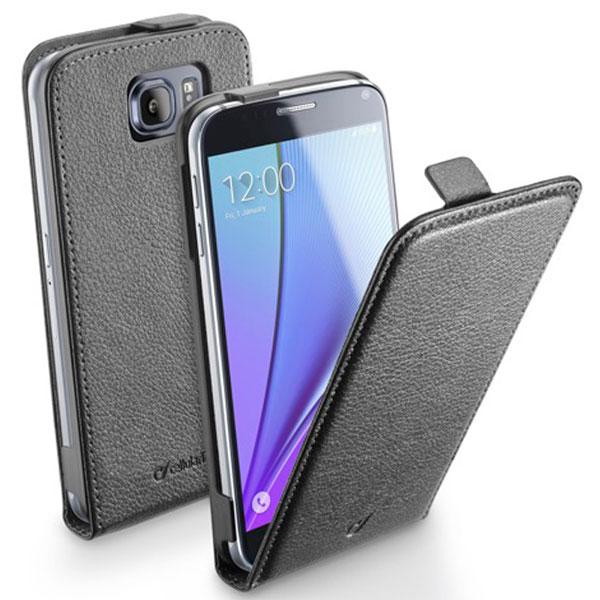 Чехол для сотового телефона Cellular Line для Samsung Galaxy S7 (FLAPESSGALS7K) чехол для samsung galaxy s7 cellular line finecgals7t transparent